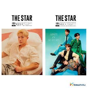 THE STAR 2020.10 (Front Cover : WonHo 16p / Back Cover : AB6IX 20p / Content : Hyo Lyn 10p)