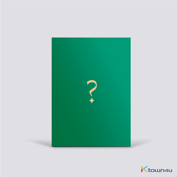 Mamamoo - Mini Album Vol.10 [TRAVEL] (light green Ver)