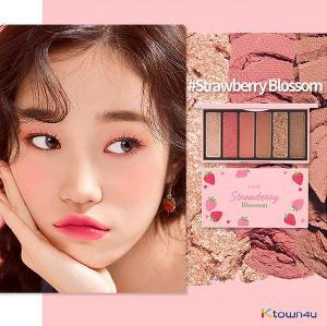 [ETUDE HOUSE] Play Color Eyes Mini (#Strawberry)