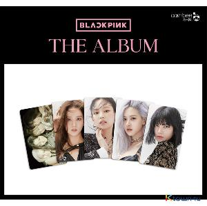 BLACKPINK - [THE ALBUM] CASHBEE CARD -LIMITED EDITION-