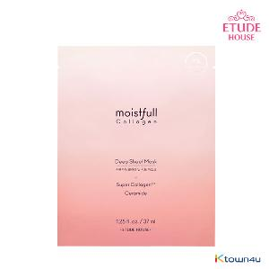 [ETUDE HOUSE] Moistfull Collagen Deep Sheet Mask_37ml