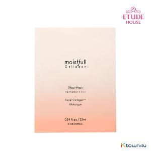 [ETUDE HOUSE] Moistfull Collagen Sheet Mask_25ML
