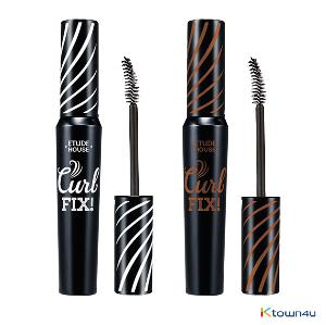 [ETUDE HOUSE] Lash Perm Curl Fix Mascara