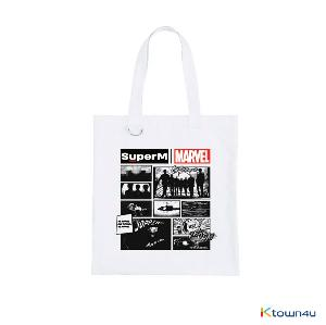 SuperM - SuperM X MARVEL ECO BAG