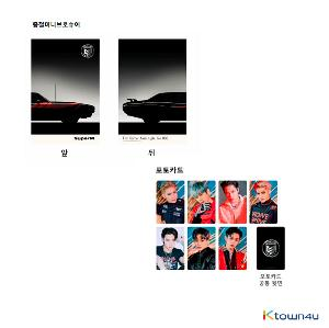 SuperM - SuperM X MARVEL MINI BROCHURE + PHOTOCARD SET