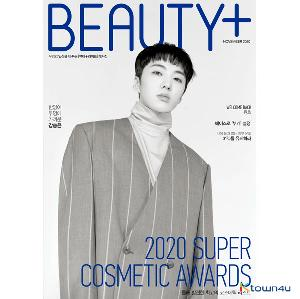 [韓国雑誌] BEAUTY+ 2020.11 B Type (Cover : WINNER Kang Seung Yoon)