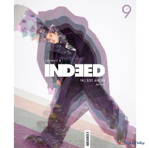 [Magazine] INDEED - Vol.9 (Cover : NU'EST Aron / Content : Golden Child, ACE, CLC)