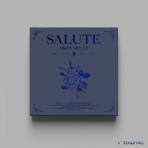 AB6IX - EP Album Vol.3 [SALUTE] (ROYAL Ver.) (first press)