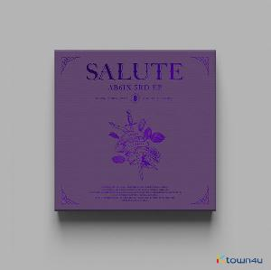 AB6IX - EP Album Vol.3 [SALUTE] (LOYAL Ver.) (first press)