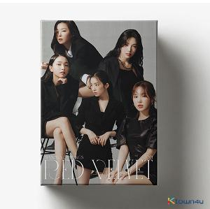 Red Velvet - 2021 SEASON'S GREETINGS (Only Ktown4u's Special Gift : All Member Photocard set)