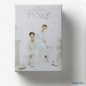 TVXQ! - 2021 SEASON'S GREETINGS (Only Ktown4u's Special Gift : All Member Photocard set)
