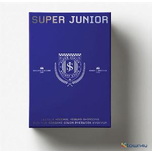 SUPER JUNIOR - 2021 SEASON'S GREETINGS (Only Ktown4u's Special Gift : All Member Photocard set)