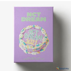 NCT DREAM - 2021 SEASON'S GREETINGS (Only Ktown4u's Special Gift : All Member Photocard set)