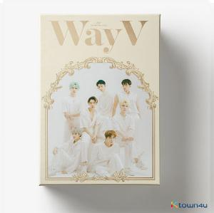 Way V - 2021 SEASON'S GREETINGS (Only Ktown4u's Special Gift : All Member Photocard set)