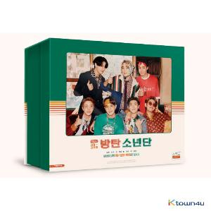 BTS - 2021 SEASON'S GREETINGS (*Order can be canceled cause of early out of stock)