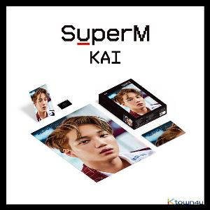 SuperM  - puzzle package (KAI ver) [Limited Edition]