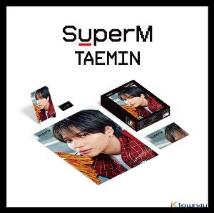 SuperM  - puzzle package (TAEMIN ver) [Limited Edition]