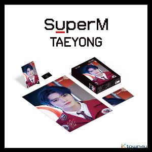 SuperM  - puzzle package (TAEYONG ver) [Limited Edition]