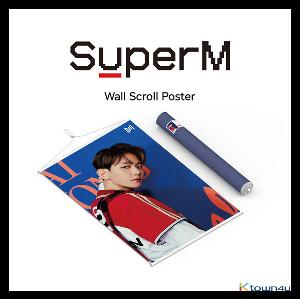 SuperM - Wall Scroll Poster (BAEKHYUN ver)