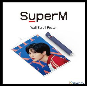 SuperM - Wall Scroll Poster (TAEMIN ver)