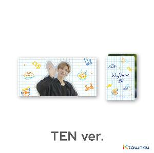[WayVision] WayV_TEN Flipbook + Photo card SET