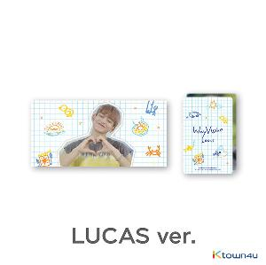 [WayVision] WayV_LUCAS Flipbook + Photo card SET