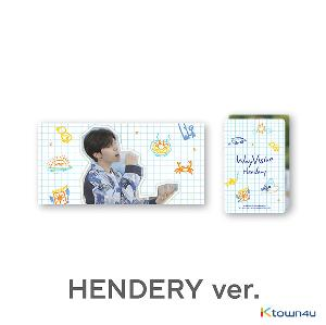 [WayVision] WayV_HENDERY Flipbook + Photo card SET