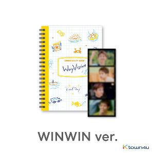[WayVision] WayV_WINWIN_Commentary book+film SET