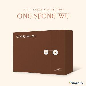 Ong Seong Wu - 2021 SEASON'S GREETINGS