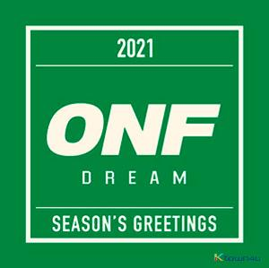 ONF - SEASON'S GREETINGS 2021