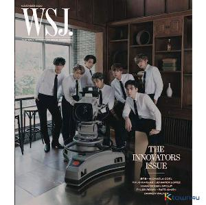 [韓国雑誌] The Wall Street Journal USA 2020.11 (Cover : BTS GROUP)
