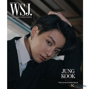 [韓国雑誌] The Wall Street Journal USA 2020.11 (Cover : BTS JUNGKOOK)