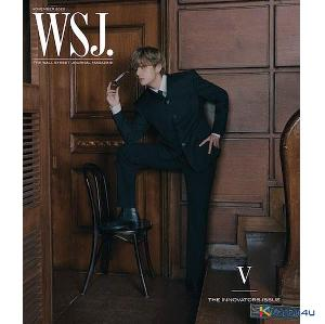 [韓国雑誌] The Wall Street Journal USA 2020.11 (Cover : BTS V)