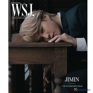 [韓国雑誌] The Wall Street Journal USA 2020.11 (Cover : BTS JIMIN)