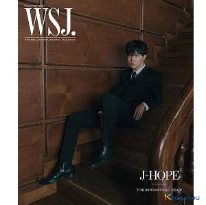 [韓国雑誌] The Wall Street Journal USA 2020.11 (Cover : BTS J-HOPE)