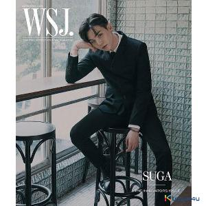 [韓国雑誌] The Wall Street Journal USA 2020.11 (Cover : BTS SUGA)