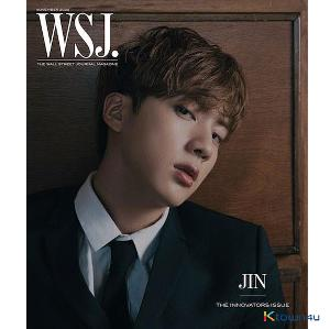 [韓国雑誌] The Wall Street Journal USA 2020.11 (Cover : BTS JIN)