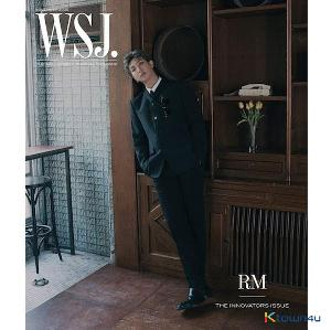 [韓国雑誌] The Wall Street Journal USA 2020.11 (Cover : BTS RM)