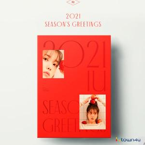 【韓国盤】 IU - 2020 SEASON'S GREETINGS