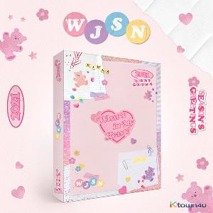WJSN - 2021 SEASON'S GREETINGS (Only Ktown4u's Special Gift : Photocard Random 3p out of 10p)