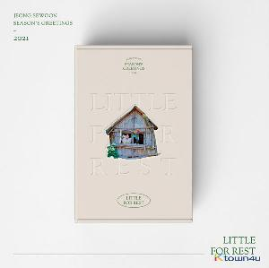 Jeong Se Woon - 2021 SEASON'S GREETINGS (Only Ktown4u's Special Gift : Photocard Set 2p)