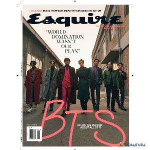 Esquire USA 2020.12 Winter (BTS)