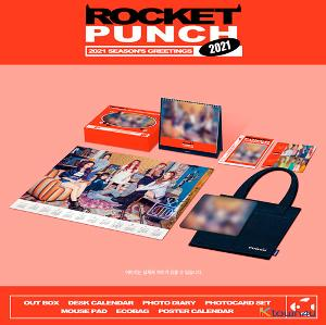 ROCKET PUNCH - 2021 SEASON'S GREETINGS [ROCKET PUNCH]