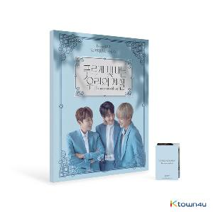 Super Junior K.R.Y. - Beyond LIVE BROCHURE SUPER JUNIOR-K.R.Y. [The moment with us]