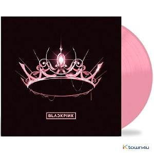BLACKPINK -  BLACKPINK 1st VINYL LP [THE ALBUM] [Ltd] [Colored LP]  (*Order can be canceled cause of early out of stock)