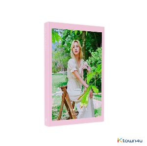 [フォトブック] ミナ - 1ST PHOTOBOOK [Yes, I am Mina] (Pink Ver.)