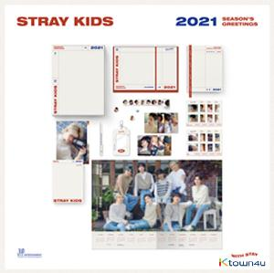 STRAY KIDS - [STRAY KIDS] 2021 SEASON'S GREETINGS