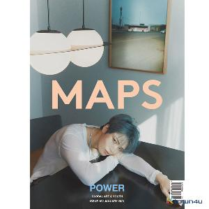 Maps 2021.01 A Type (Cover : Kim Jae Joong)