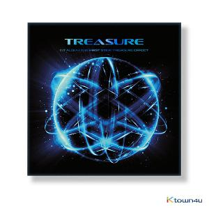 TREASURE - 1st ALBUM [THE FIRST STEP : TREASURE EFFECT] (KiT ALBUM)