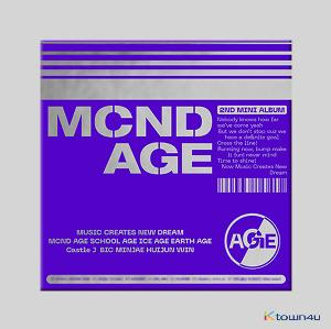 MCND - Mini Album Vol. 2 [MCND AGE] (GET Ver.)